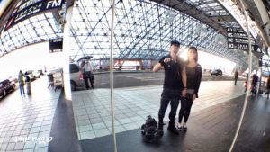 Taipei Airport Vagabonding Minimalism
