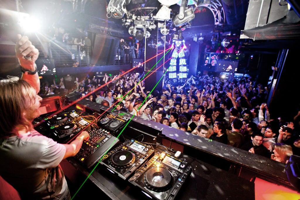 - Sound Factory NYC Main Floor -