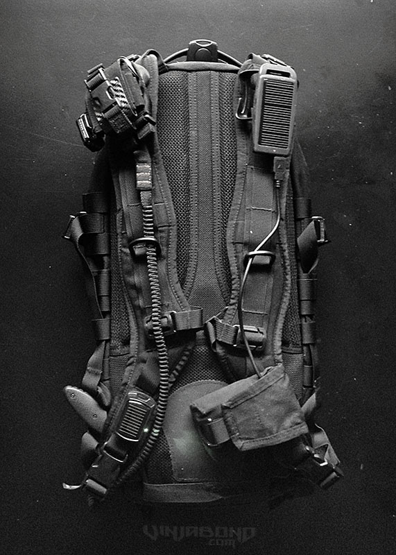 - FAST Pack Litespeed Backpack / Rear -