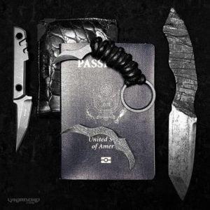 Knives, Passports and Wallets EDC - VINJABOND