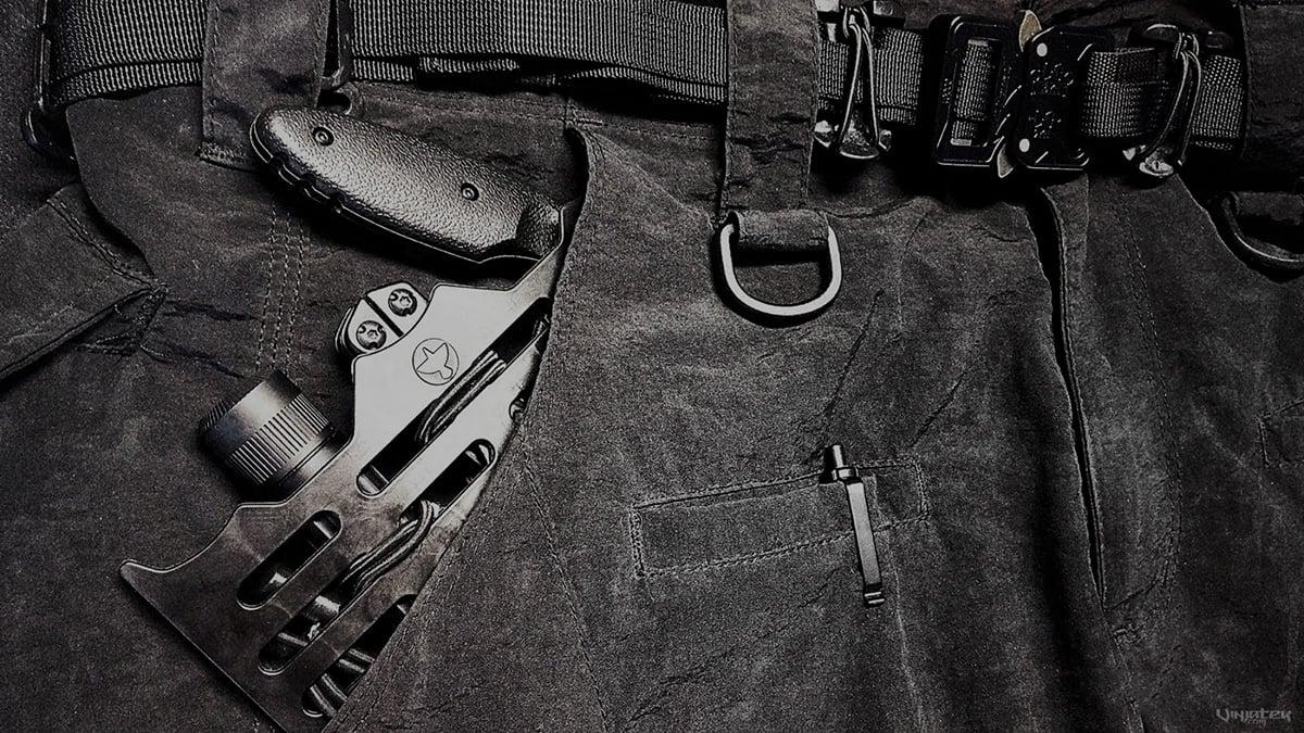 ModuLoader Pocket Shield w/ TAD Force 10 AC Pants /// Vinjatek