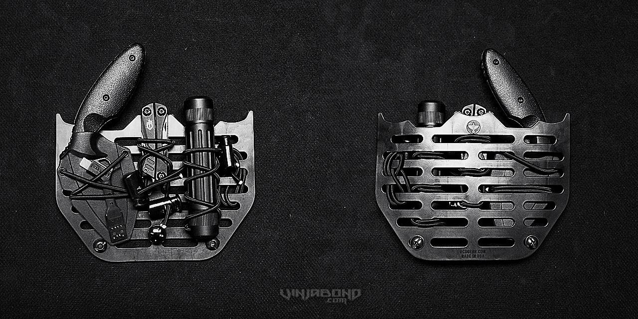 - ModuLoader Pocket Shield w/ an Urban EDC Kit -