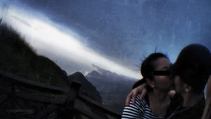 On Top of Juifen Mountain in Taiwan // Vagabonding