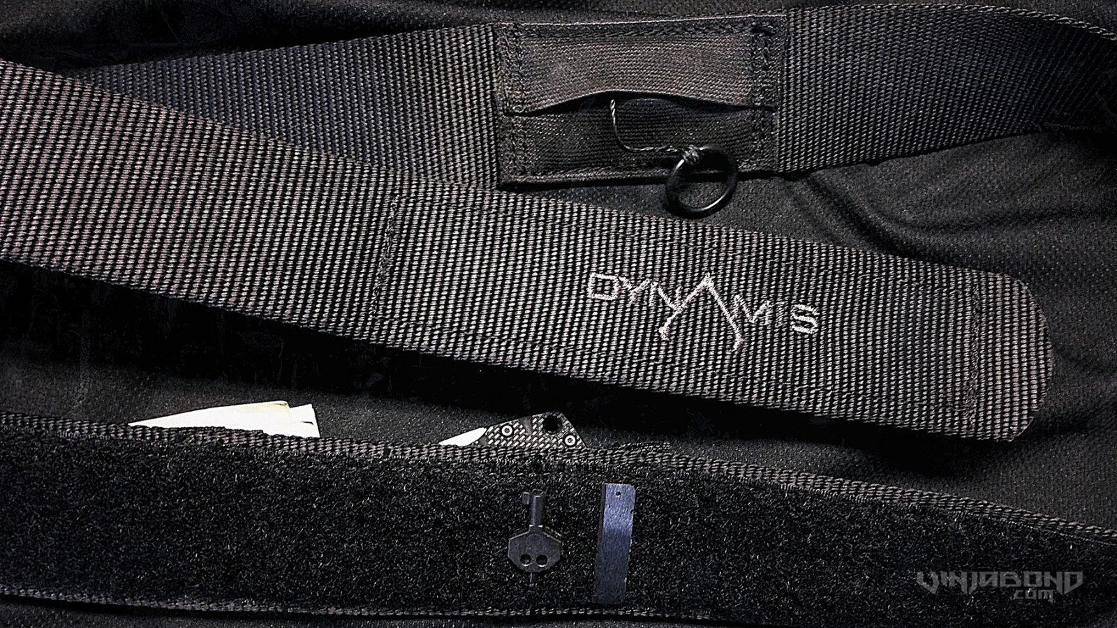 - Dynamis Low Pro Belt w/ SERE Kit -
