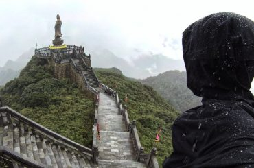 Fansipan Mountain Summit in Sapa, Vietnam /// Vinjatek