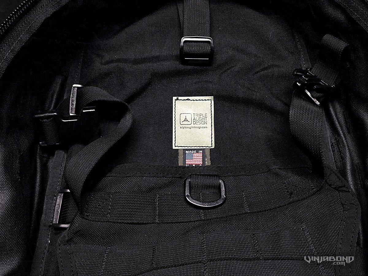 - FAST Pack Main Compartment w/ Anchor System -