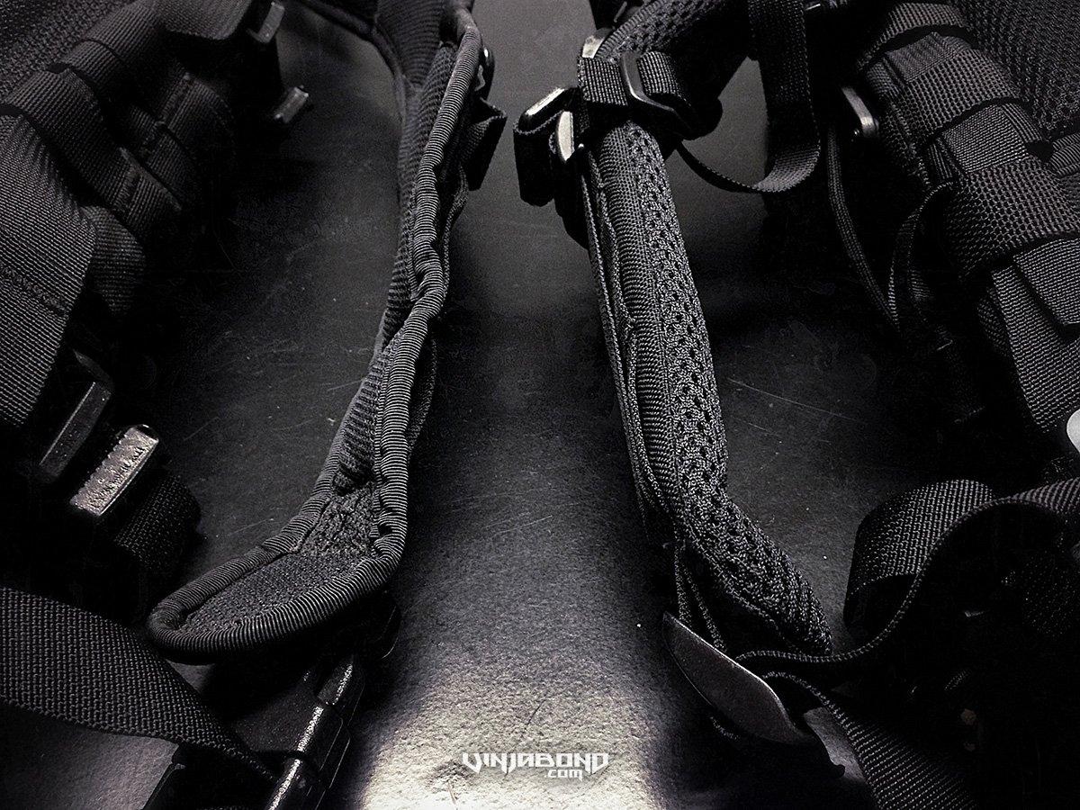 - Original and Reengineered Shoulder Straps Comparison -