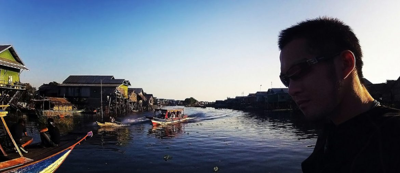 How to Live an Interesting Life / Floating Village of Cambodia - Vinjatek