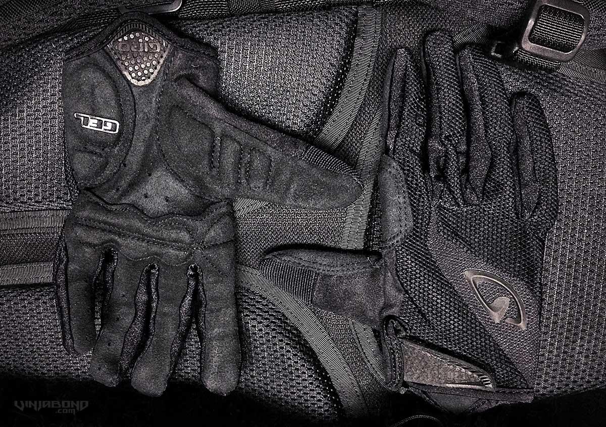 - GIRO Bravo LF Gloves / Black -
