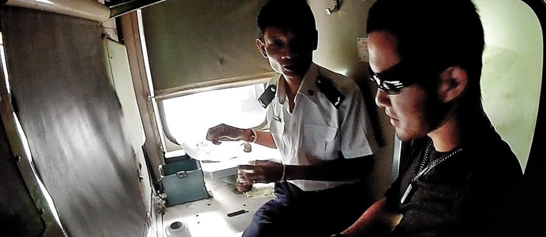 Thailand Train Conductor Asset /// Vinjatek