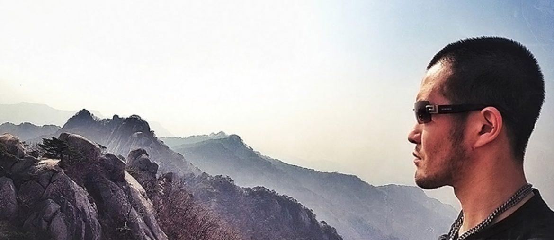 How to Take Good Selfies at Bukhansan Mountain in Seoul /// Vinjatek