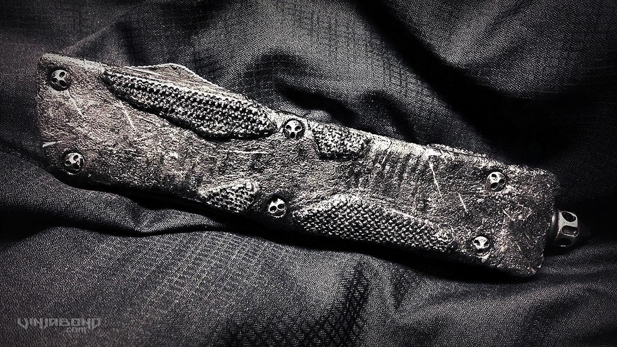 Tradecraft / Combat Modified Microtech Troodon Knife /// VINJABOND