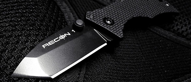 Cold Steel Micro Recon 1 Knife /// Vinjatek