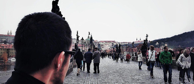 The Tactical Art of Stealth Cognizance /// Vinjatek in Prague