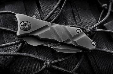 Guardian Tactical Exilis Knife /// Vinjatek