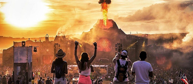 Before I Die… visit Tomorrowland /// Vinjatek