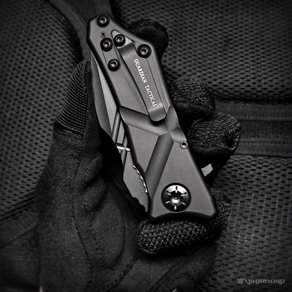 - Guardian Tactical Exilis Knife -