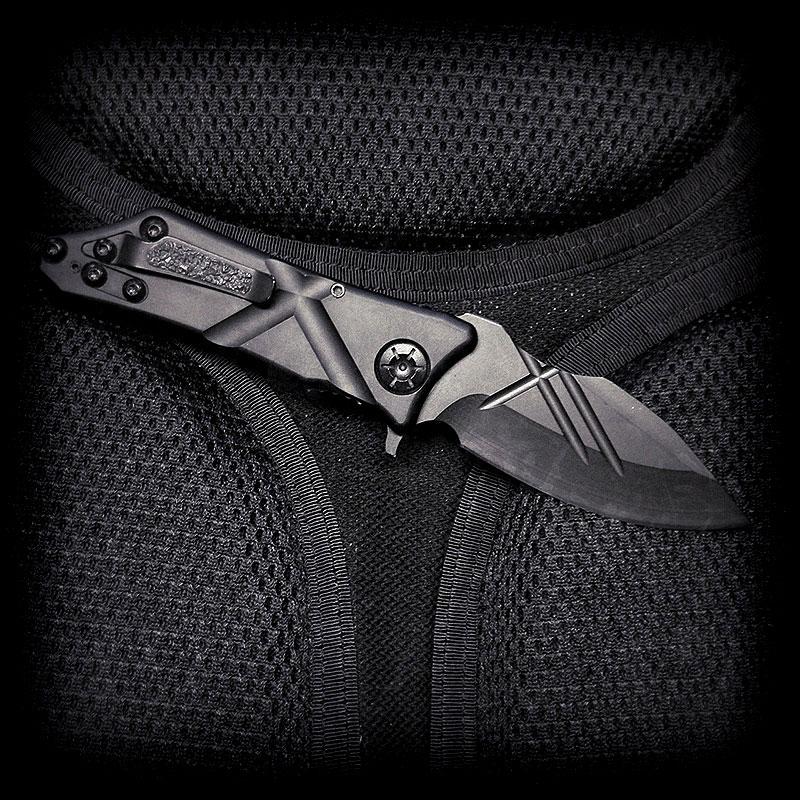 EXILIS Knife /// EDC Kit