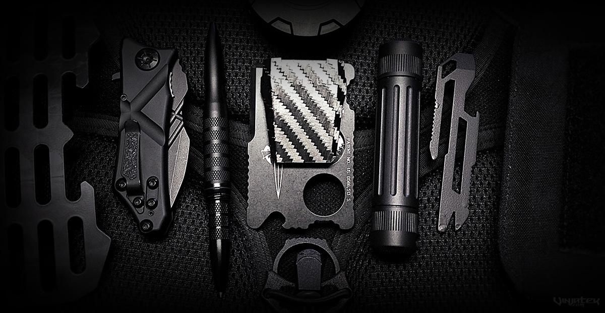 Made in The USA EDC Kit /// Vinjatek