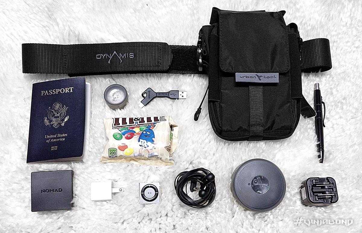 - Travel / Flight Carry-On Setup For The travelKit -