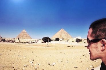The Great Pyramids of Giza /// Vinjatek