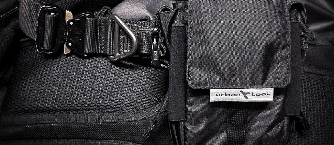 Urban Tool TravelKit EDC Belt Pouch : Review