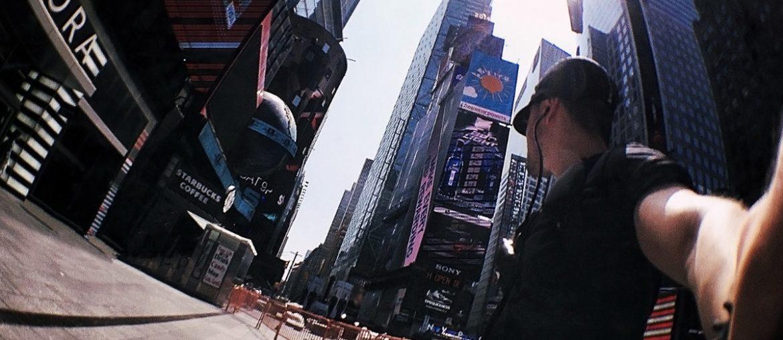 Urban Survival Site Camouflage in New York City /// Vinjatek