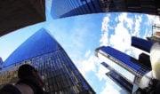 The Freedom Tower Selfie in New York /// Vinjatek