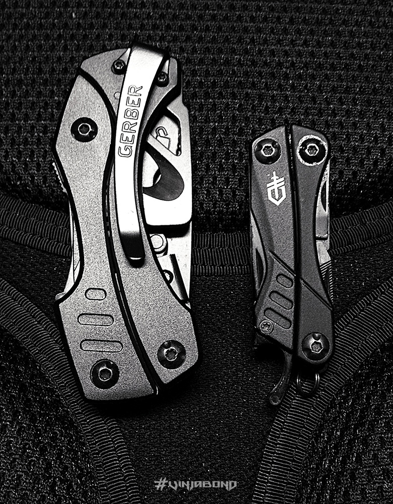 - Gerber Crucial Compared to The Gerber Dime -