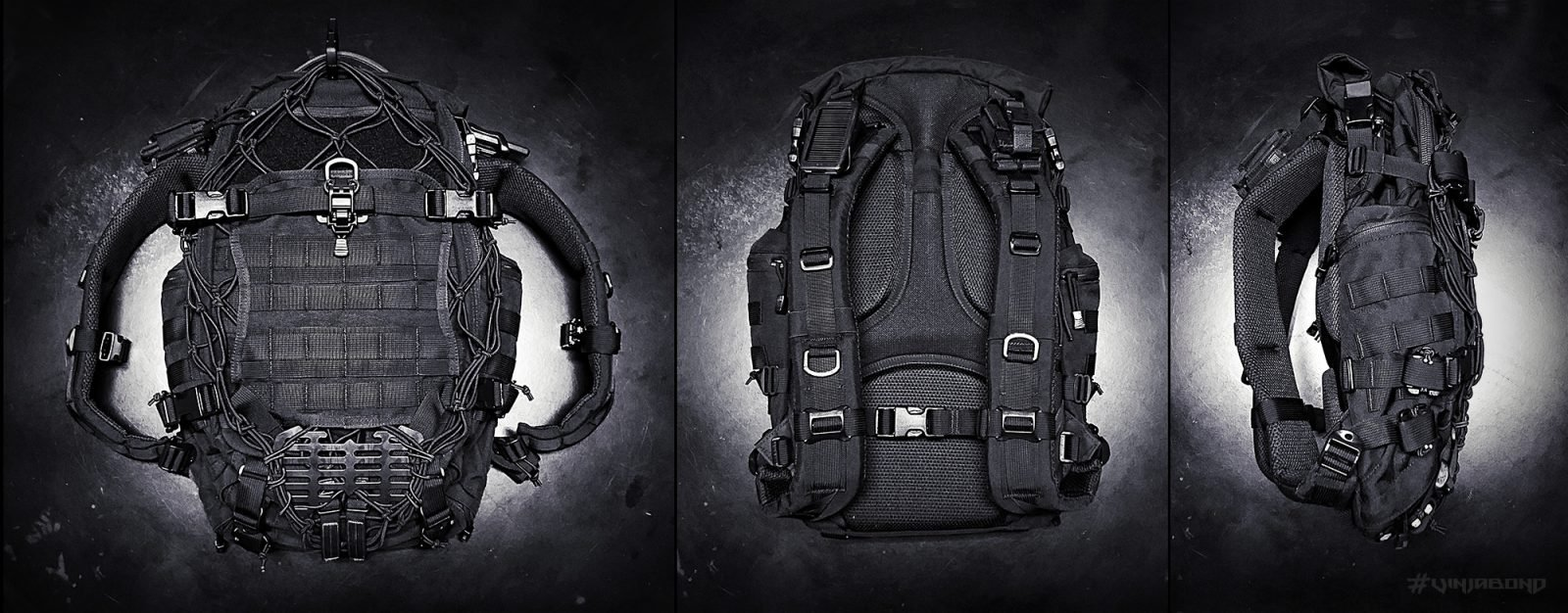 - FAST Pack EDC Backpack: Reengineered -