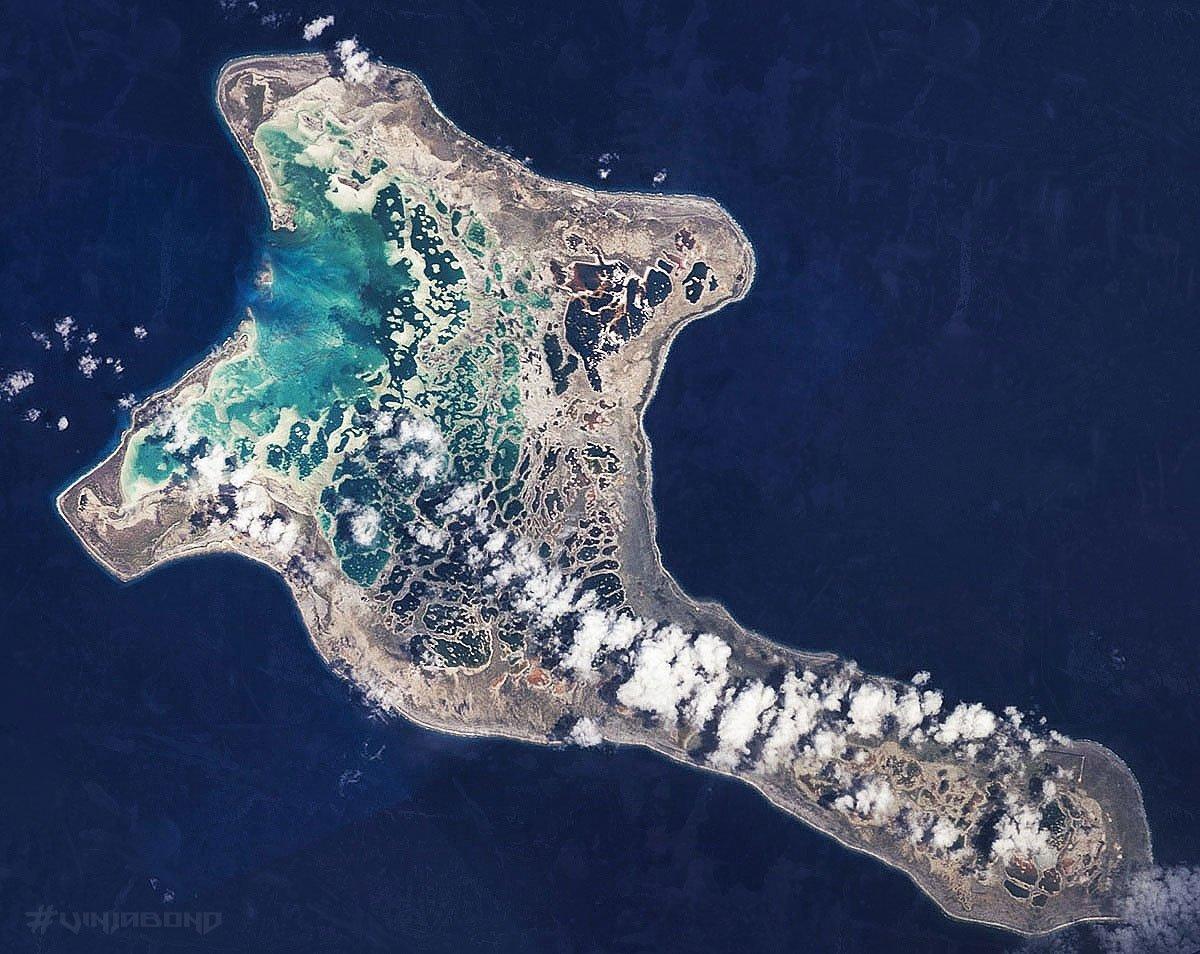 Kiritimati Island /// Vinjabond