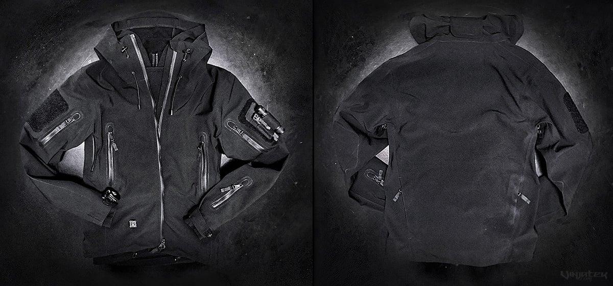 Stealth Hoodie LT Jacket by Triple Aught Design /// Vinjatek