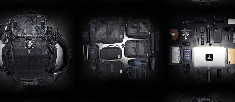 The Vagabonding Packing List /// Vinjatek