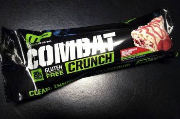 Combat Crunch Protein Bars : Review /// Vinjatek