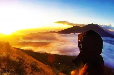 Trekking Mount Batur Volcano /// Vinjatek