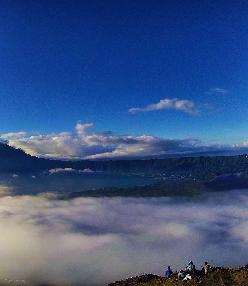 Mount Batur Viewpoint /// Vinjabond