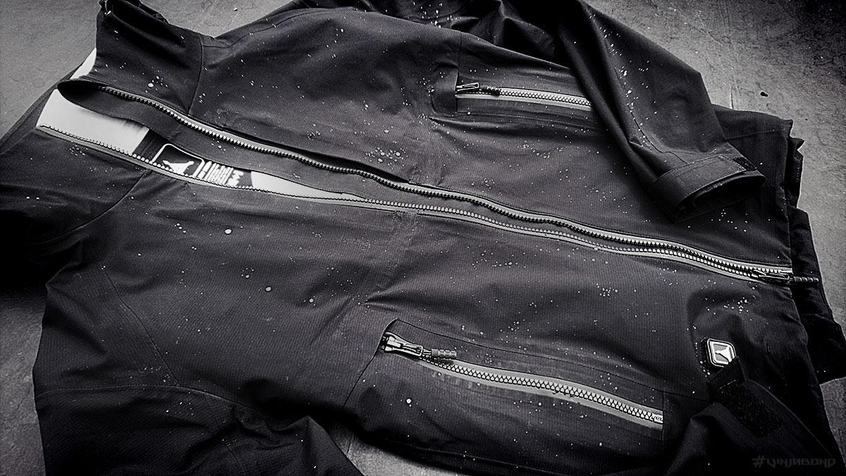 Raptor Hoodie Jacket by Triple Aught Design /// Vinjabond