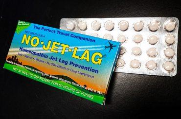No-Jet-Lag Pills /// Vinjatek