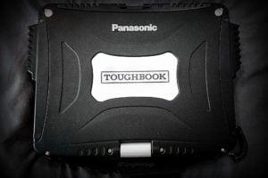 EDC KIT: Black Cobra CF-19 Toughbook Laptop /// VINJABOND