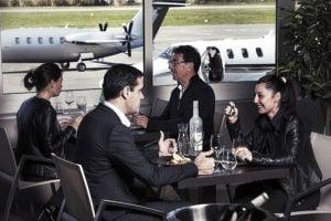 Food and Water at Airports /// VINJABOND