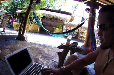 Eco Hostel at Gili Meno Island, Indonesia /// Vinjatek