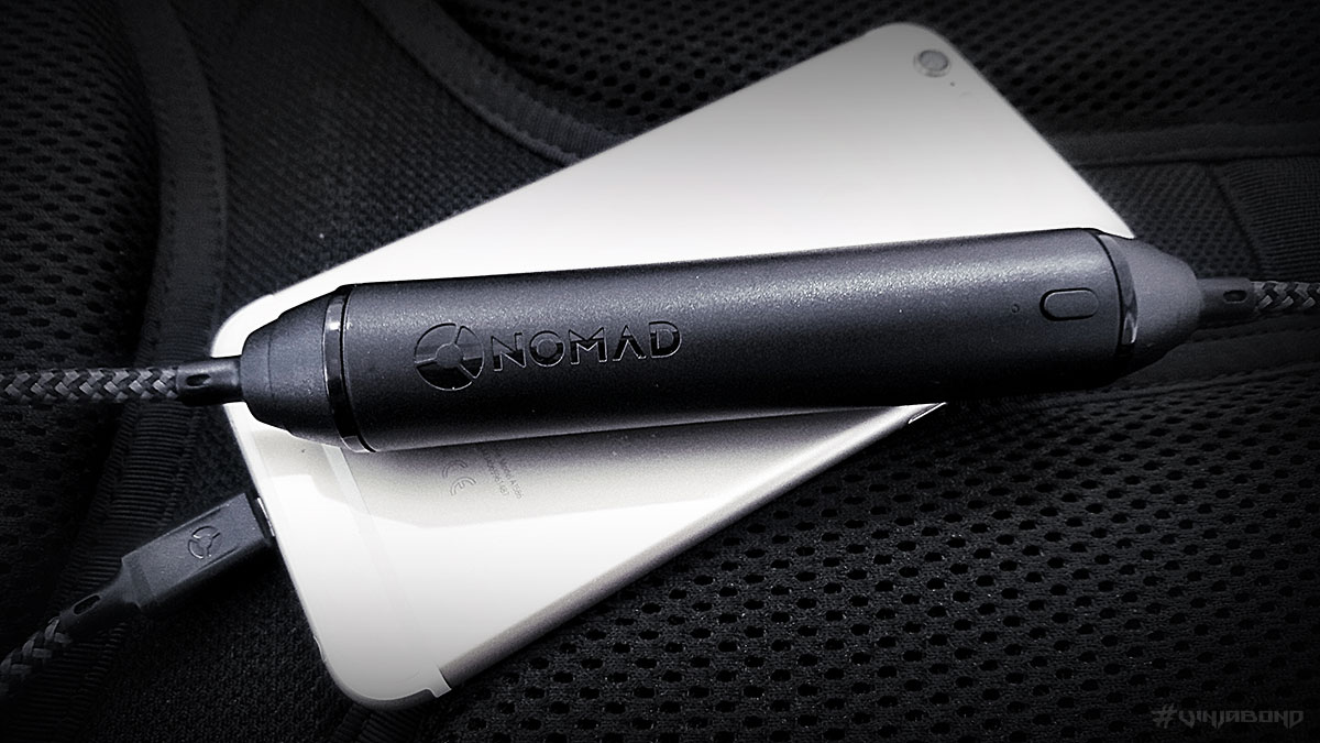 Nomad Ultra Rugged iPhone Battery Cable /// VINJABOND