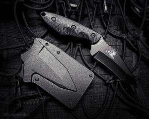 CQC EDC /// Ka-Bar Hellfire Knife