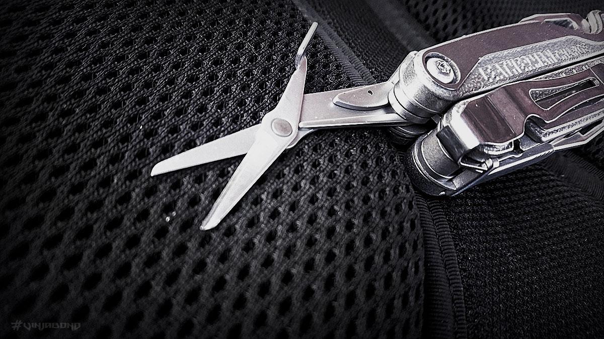 Leatherman Charge TTi Scissors /// VINJABOND