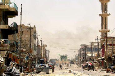 The Art of Being Street Smart in Fallujah, Iraq /// Vinjatek