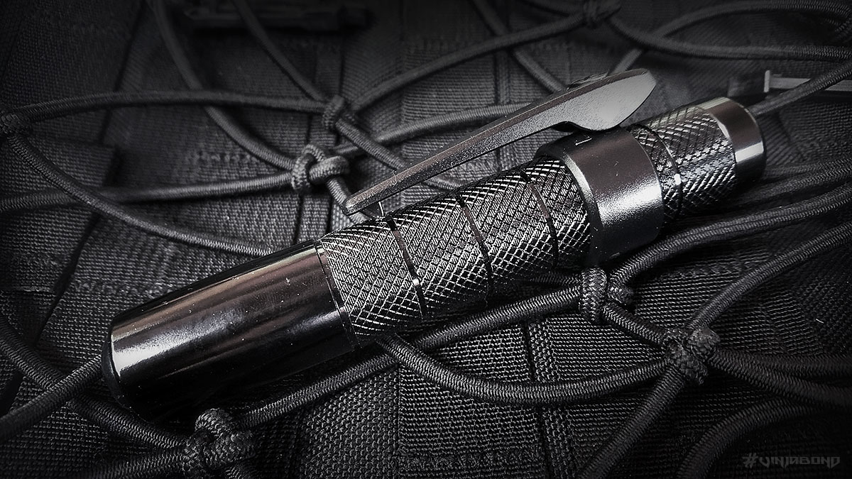 ASP P12 Concealable Baton ///