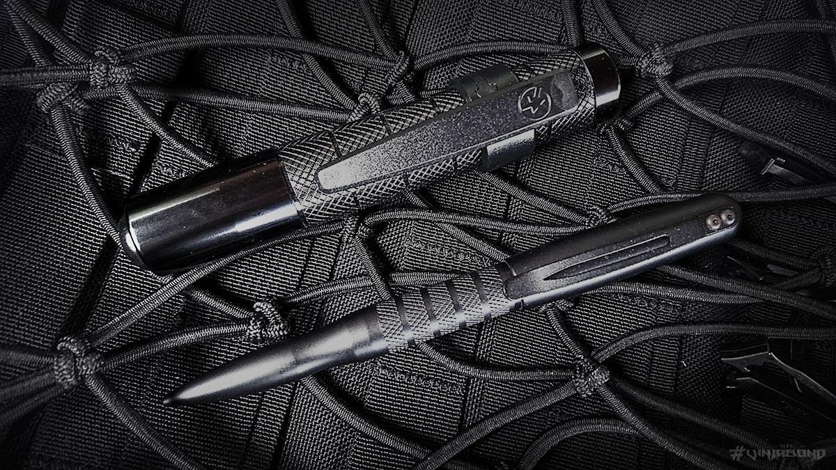 ASP P12 Baton w/ Operator Pen ///