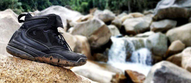 LALO Shadow Amphibian Boots in a Jungle in Vietnam /// Vinjatek