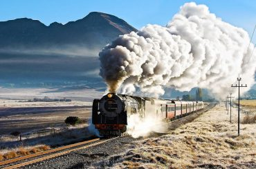 Trans-Siberian Railway Train /// Vinjatek