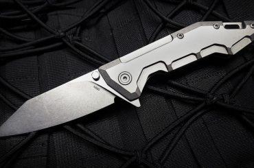 Raidops Centauro Folding Knife /// Vinjatek